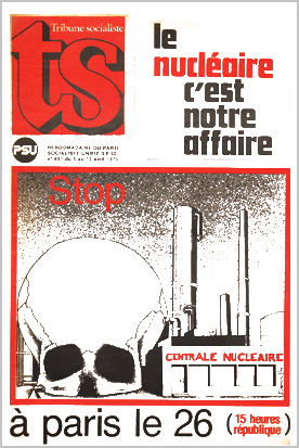 Couverture TS N°651, 26 Avril 1975